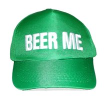 Picture of St. Patricks Day Beer Me Baseball Cap