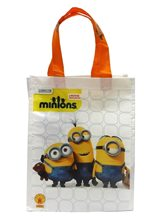 Picture of Minions Trick or Treat Reusable Bag