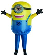 Picture of Stuart the Minion Inflatable Child Costume