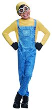 Picture of Bob the Minion Child Costume