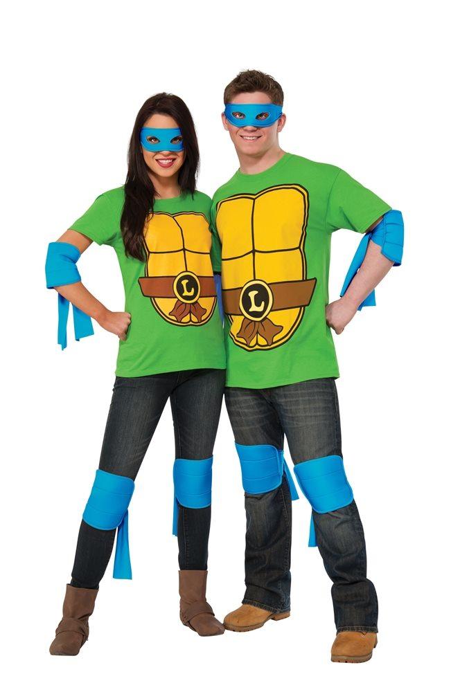 Picture of TMNT Leonardo Adult Costume Kit