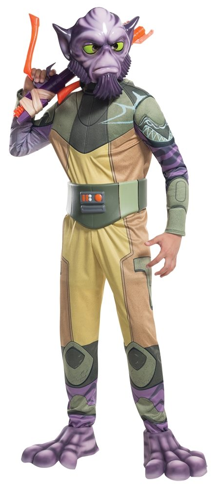 Picture of Star Wars Rebels Garazeb Orrelios Deluxe Child Costume