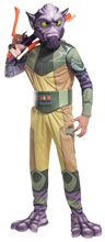 Picture of Star Wars Rebels Garazeb Orrelios Deluxe Child Costume
