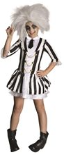 Picture of Beetlejuice Dress Child Costume