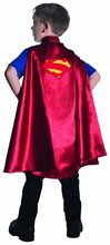 Picture of Superman Deluxe Child Cape