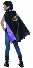 Picture of Batgirl Deluxe Child Cape