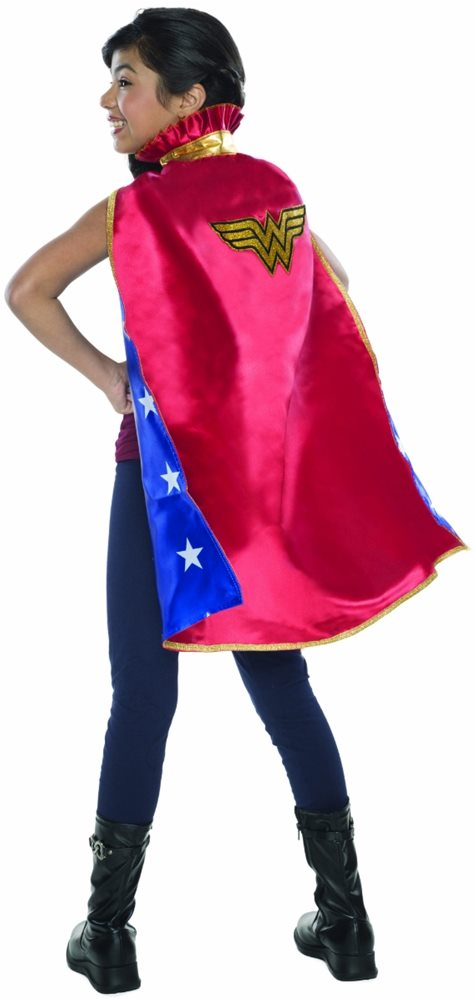 Picture of Wonder Woman Deluxe Child Cape