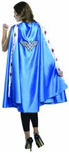 Picture of Wonder Woman Deluxe Adult Cape