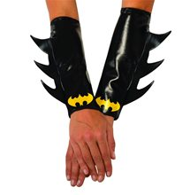 Picture of Batgirl Adult Gauntlets