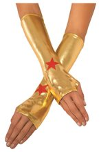Picture of Wonder Woman Adult Gauntlets