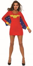 Picture of Wonder Woman Winged Adult Womens Dress