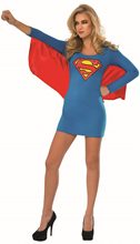 Picture of Supergirl Winged Adult Womens Dress