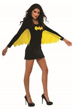 Picture of Batgirl Winged Adult Womens Dress