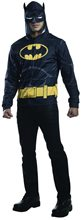Picture of Batman Adult Mens Hoodie with Mask
