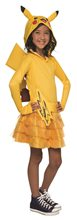 Picture of Pikachu Hooded Dress Child Costume
