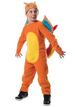Picture of Pokemon Charizard Child Costume