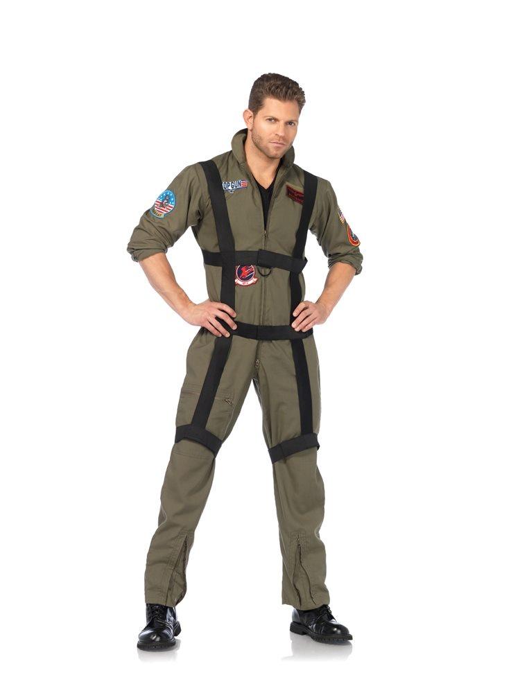 Picture of Top Gun Paratrooper Adult Mens Costume