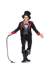 Picture of Sinister Ring Master Adult Mens Costume