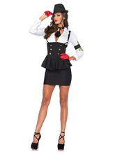 Picture of Machine Gun Molly Adult Womens Costume