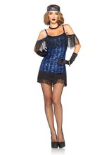 Picture of Gatsby Flapper Adult Womens Costume