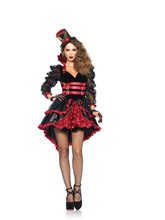 Picture of Victorian Vampire Adult Womens Costume