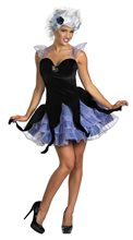 Picture of Sassy Ursula Adult Womens Costume