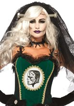 Picture of Bride of Frankenstein Lace Veil
