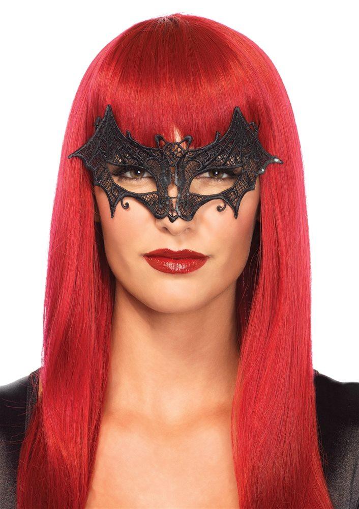 Picture of Vampire Bat Venetian Eye Mask