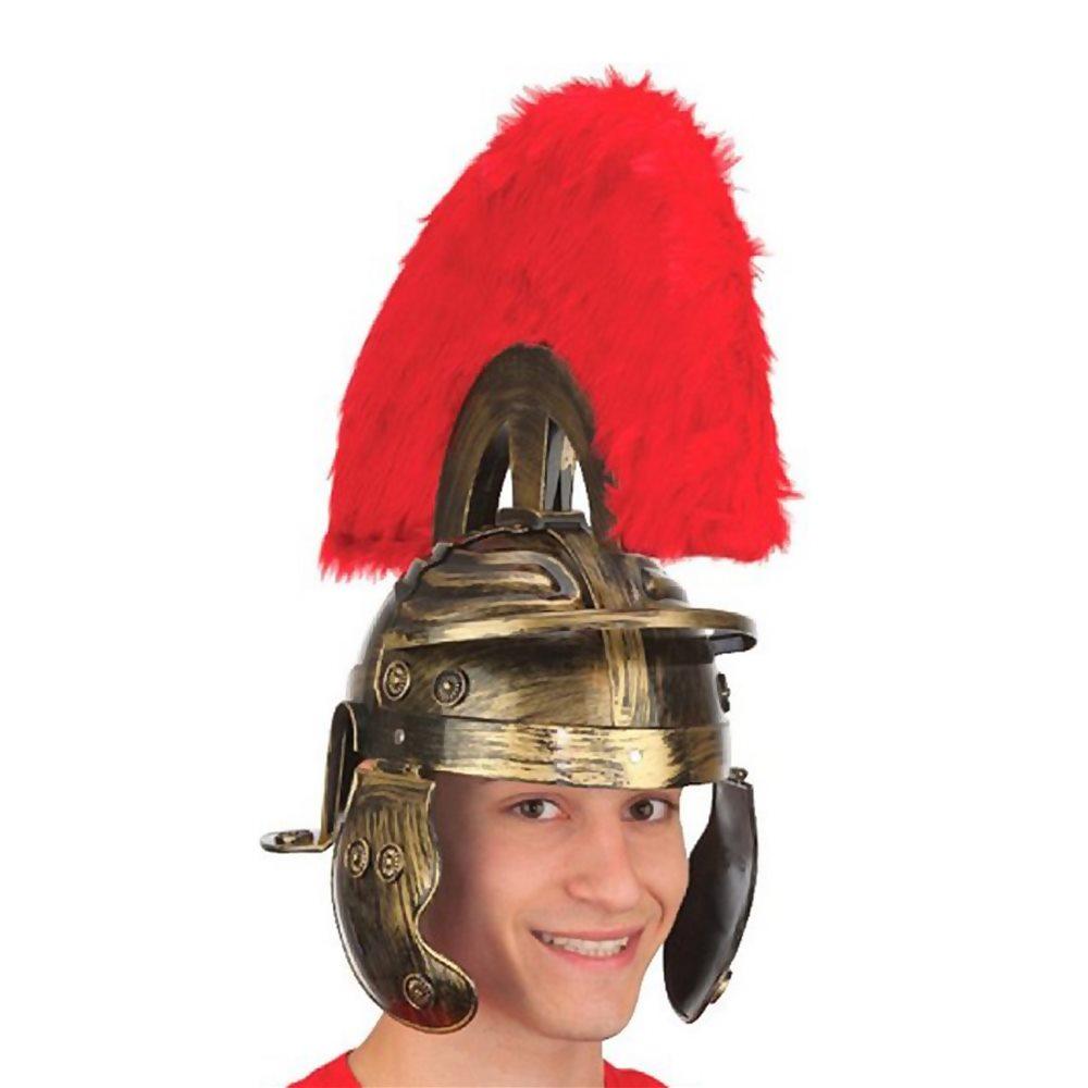 Picture of Gold Roman Helmet