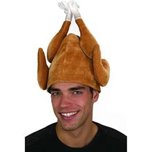 Picture of Velvet Turkey Hat