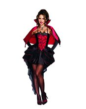 Picture of Vampiress to Die Over Adult Womens Costume
