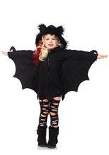 Picture of Cozy Bat Dress Child Costume