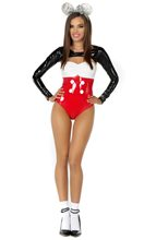 Picture of Slippery Miss Mouse Adult Womens Costume