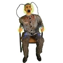 Picture of Death Row Electrocuted Prisoner Animated Prop
