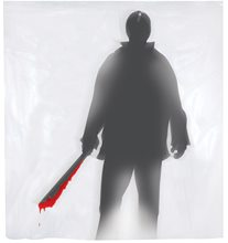 Picture of Machete Killer Shower Curtain