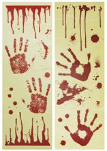Picture of Bloody Wall Art (More Styles)