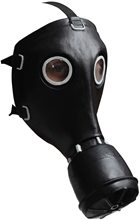 Picture of GP-5 Black Gas Mask