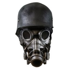 Picture of Chemical Warfare Soldier Mask