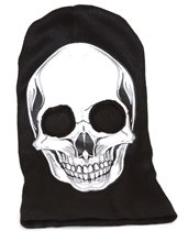 Picture of White Skull Ski Mask