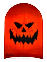 Picture of Pumpkin Stocking Mask