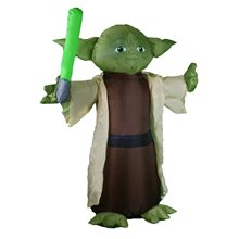 Picture of Star Wars Yoda Inflatable