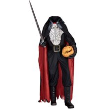 Picture of Life-Sized Headless Horseman Animated Prop