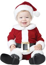 Picture of Santa Baby Infant Costume