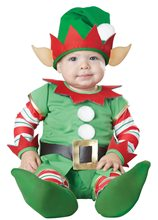 Picture of Christmas Elf Cutie Infant Costume