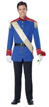 Picture of Storybook Prince Adult Mens Costume