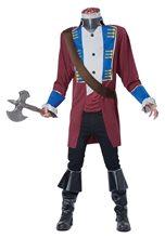Picture of Sleepy Hollow Headless Horseman Adult Mens Costume
