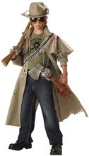 Picture of Zombie Hunter Child Costume