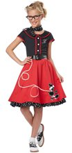 Picture of 50's Sweetheart Child Costume