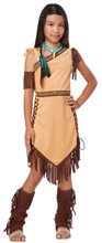Picture of Native American Princess Child Costume