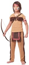 Picture of Native American Brave Child Costume